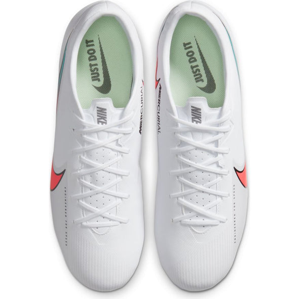 Nike Mercurial Vapor 13 Academy MG - WHITE/FLASH CRIMSON-PHOTON DUST