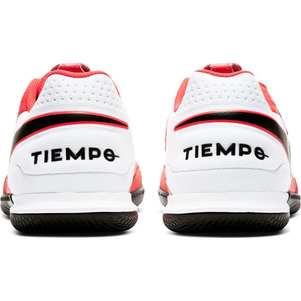 Nike Tiempo Legend 8 Academy IC (LASER CRIMSON/BLACK-WHITE)