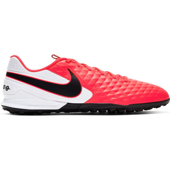 Nike Tiempo Legend 8 Academy TF (LASER CRIMSON/BLACK-WHITE)
