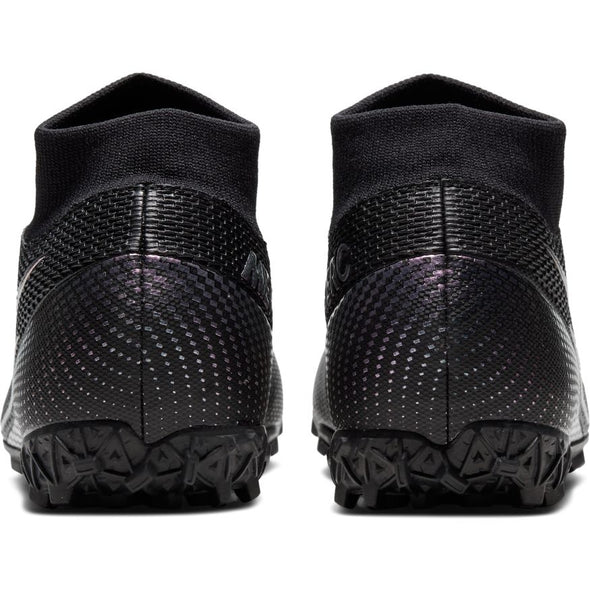 Nike Mercurial Superfly 7 Academy TF (BLACK/BLACK)