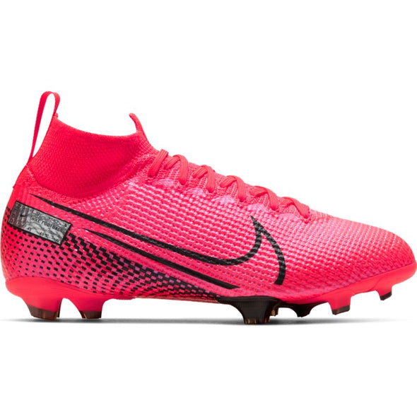 Nike Jr. Mercurial Superfly 7 Elite FG Crimson/Black