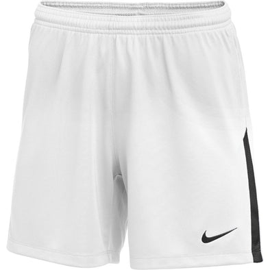 Nike League Knit II Women's Short: White/Black
