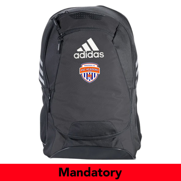 Parsippany SC Academy adidas Stadium II Backpack - Black
