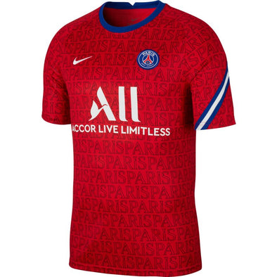 Nike PSG 2020-21 Training Jersey - MENS