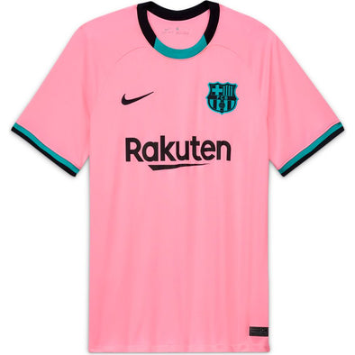 Nike 2020-21 FC Barcelona THIRD Jersey - Men's