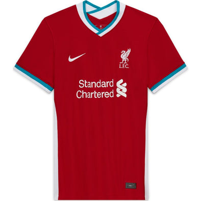 Nike 2020-21  Liverpool Home Jersey - WOMENS