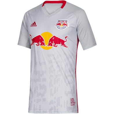 adidas 2019-20 NY Red Bulls Women's Home Jersey - Women's