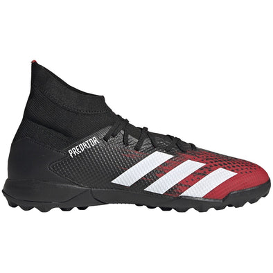 adidas Predator 20.3 Turf Black/Active Red