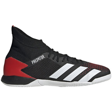 adidas Predator 20.3 Indoor Black/Red/White