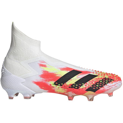 adidas Predator Mutator 20+ FG - White/Core Black/Pop