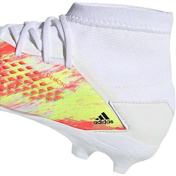 adidas Predator Mutator 20.1 FG JR - White/Core Black/Pop