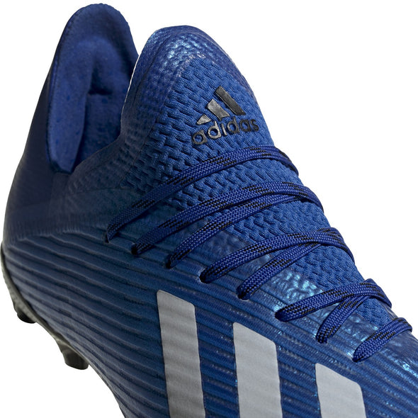 adidas X 19.1 FG JR Royal/White/Black