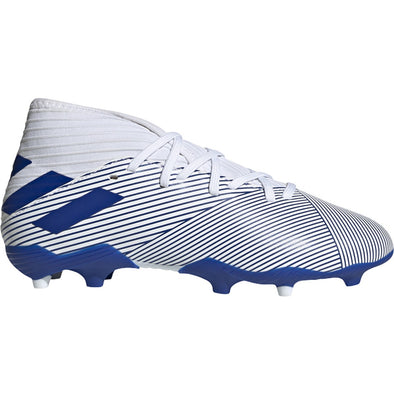 adidas Nemeziz 19.3 JR FG Blue/White