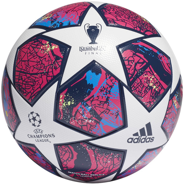adidas Istanbul Finale Top Training Match Soccer Ball