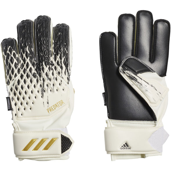 adidas Predator 20 Match Fingersave Junior Goalkeeper Gloves