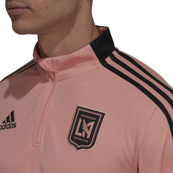 adidas 2021-22 Los Angeles FC Training Top - MENS