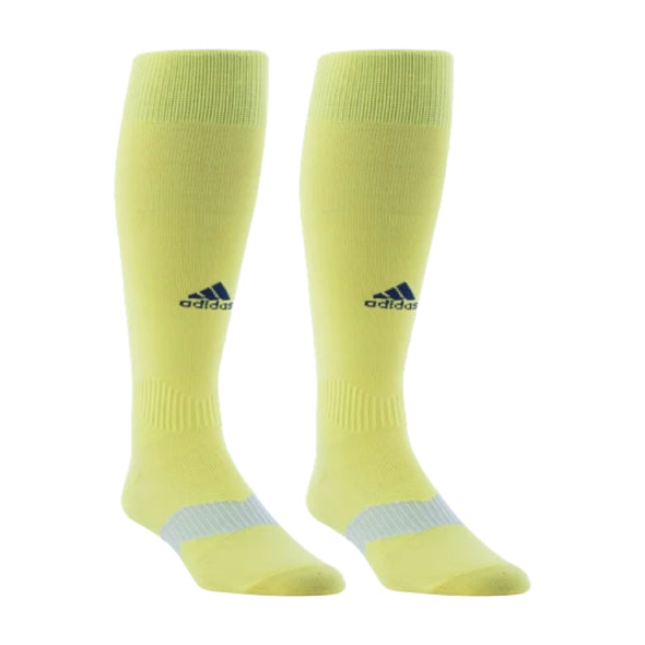 Brazilian Soccer Training adidas Metro GK Socks - Yellow