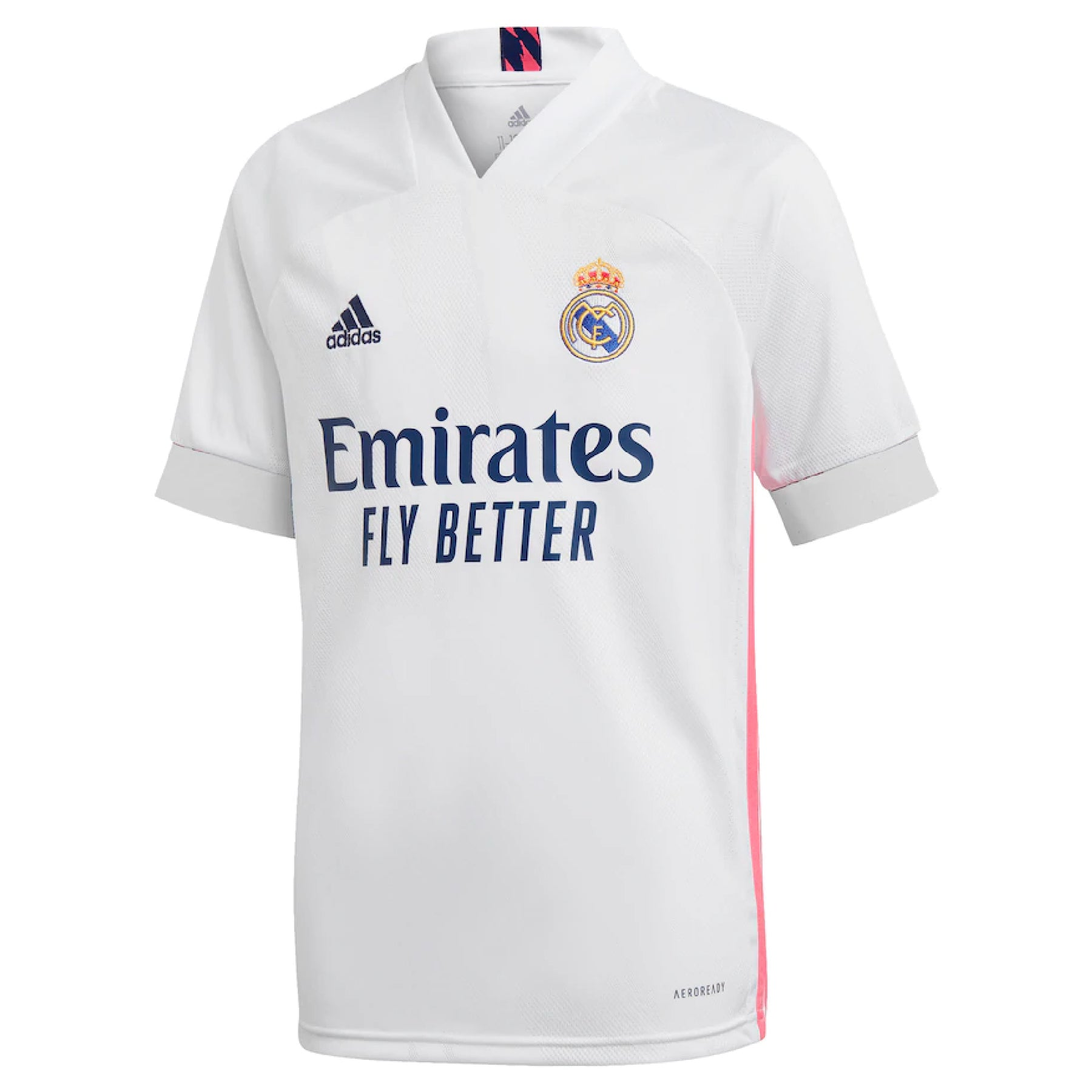 adidas Luca Modric 2020-21 Real Madrid Home Jersey - YOUTH ...