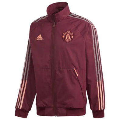 adidas 2021 Manchester United Anthem Jacket- MENS