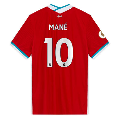 Nike Sadio Mane 2020-21  Liverpool AUTHENTIC VAPOR Home Jersey - MENS