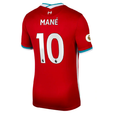 Nike Sadio Mane 2020-21 Liverpool Home Jersey - YOUTH