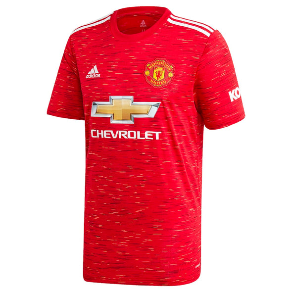 adidas Marcus Rashford 2020-21 Manchester United Home Jersey - YOUTH