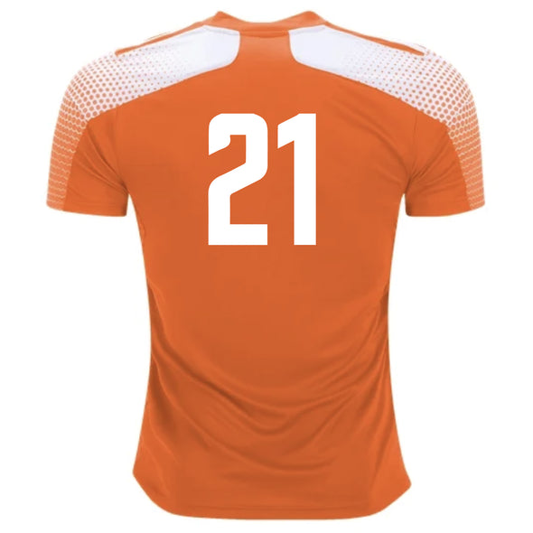 Plainview Old Bethpage adidas Regista 20 Jersey - Orange