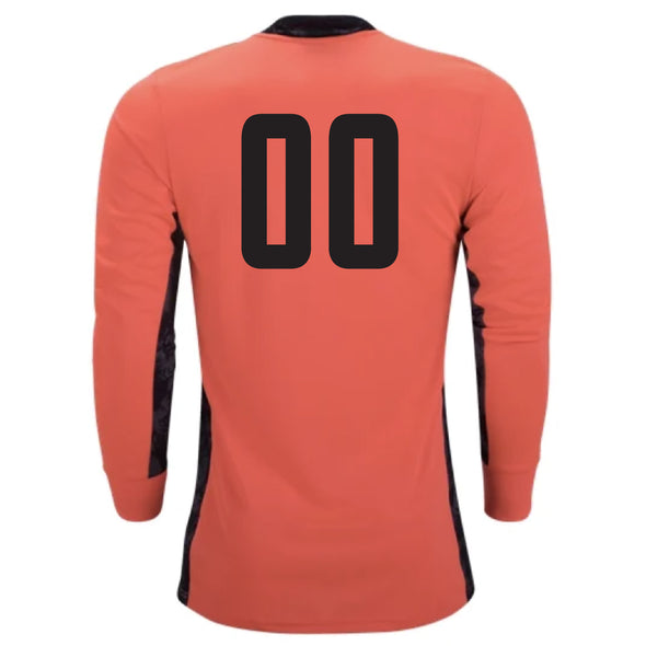 BSM Elite adidas AdiPro 20 GK Long Sleeve GK Jersey - Solar Ornage