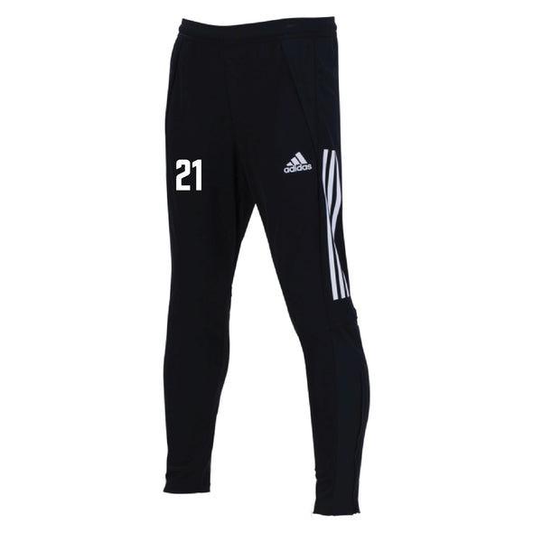 Brazilian Soccer Training adidas Condivo 20 Training Pant - Black/White