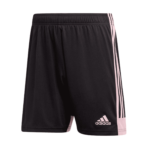Brazilian Soccer Training adidas Tastigo 19 GK Shorts - Black/Pink