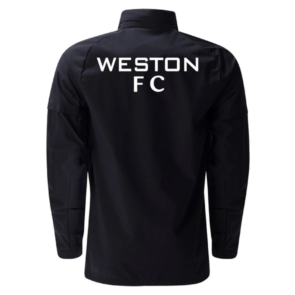 Weston FC Boys Premier adidas Condivo 20 Black All Weather Rain Jacket