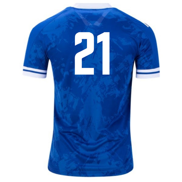 Brazilian Soccer Training 2020-22 Uniform Package