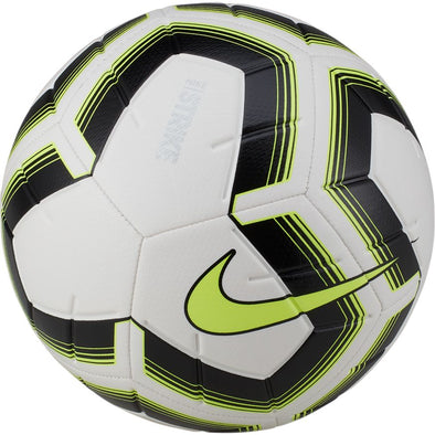 Nike Strike Team Soccer Ball - White/Volt/Black
