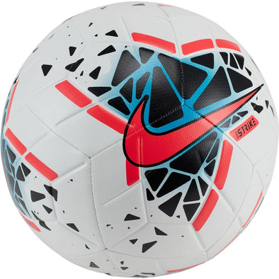 Nike Strike Soccer Ball - White/Crimson/Black