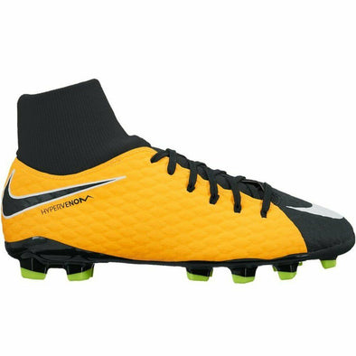 Nike Junior Hypervenom Phelon II FG -  Laser Orange-Black