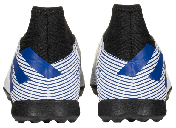 adidas Nemeziz 19.3 JR Laceless Turf Blue/White