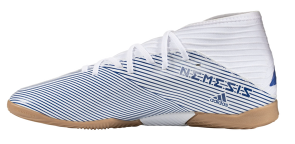 adidas Nemeziz 19.3 JR Indoor Blue/White