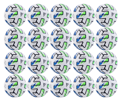 adidas 2020 MLS Nativo Club XXV Training 20 Pack Soccer Ball