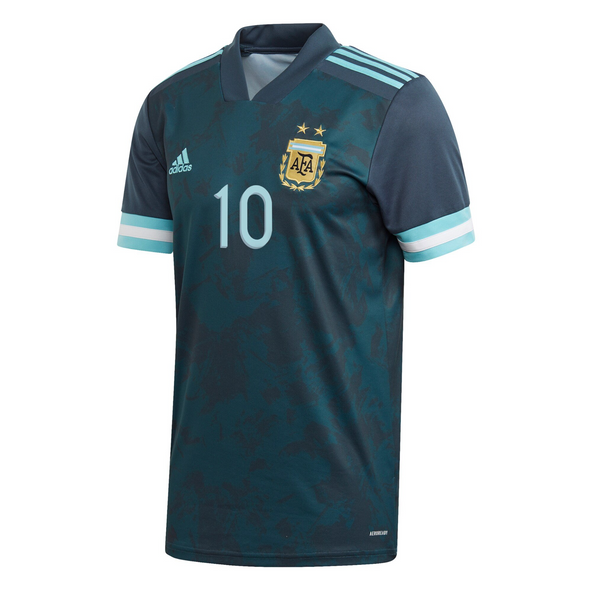 Messi Argentina 2020-21 Away Replica Jersey - YOUTH