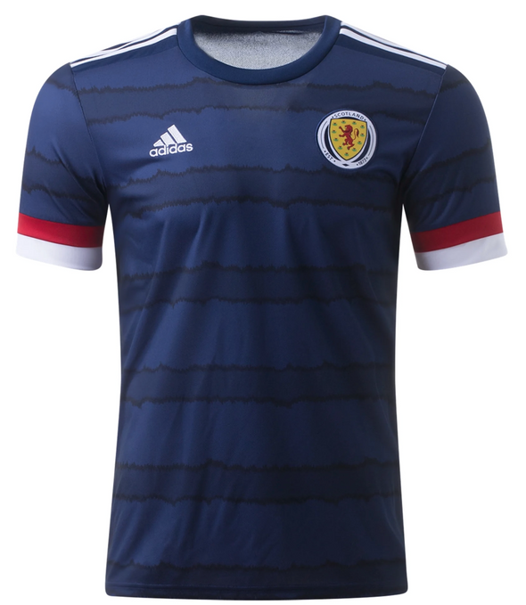 adidas Scotland 2020-21 Home Jersey - MENS