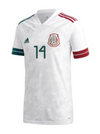 adidas Chicharito 2020-21 Mexico Away Jersey - YOUTH