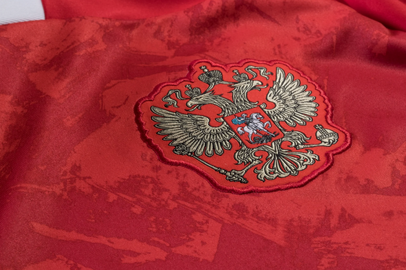 adidas Russia 2020-21 Home Jersey - MENS