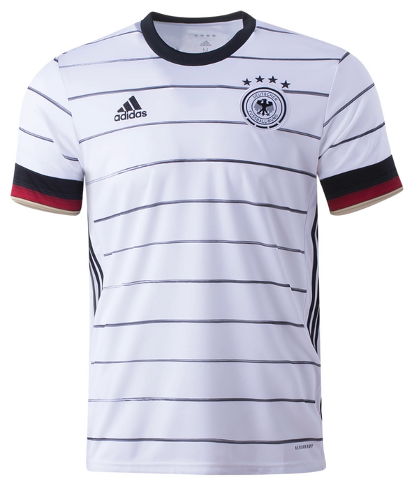 adidas Germany 2020-21 Home Jersey - YOUTH