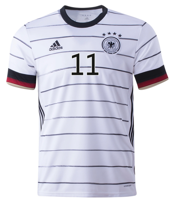 adidas Marco Reus Germany 2020-21 Home Jersey - MENS