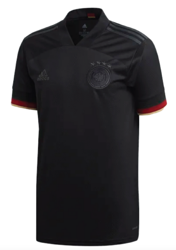 adidas Germany 2020-21 Away Jersey - YOUTH