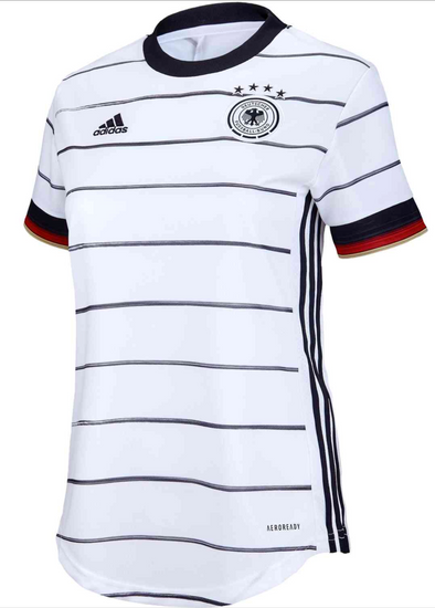adidas Germany 2020-21 Home Jersey - WOMENS
