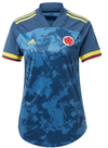 adidas Colombia 2020-21 Away Jersey - WOMENS