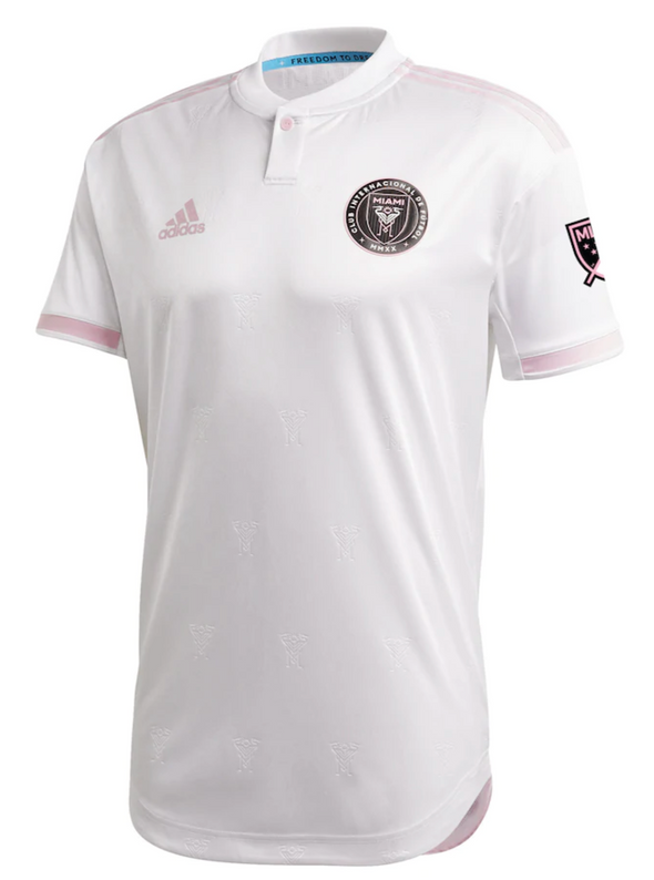 adidas 2020 AUTHENTIC Inter Miami FC Home Jersey - MENS