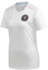 adidas 2021 Inter Miami FC Home Jersey - WOMENS