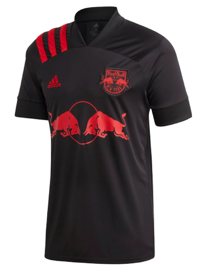 adidas 2020 NY Red Bulls Away Jersey - MENS